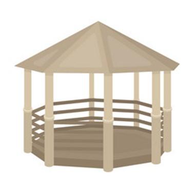 Gazebo Hutankayu Furniture
