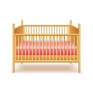 Tempat Tidur Bayi Hutankayu Furniture